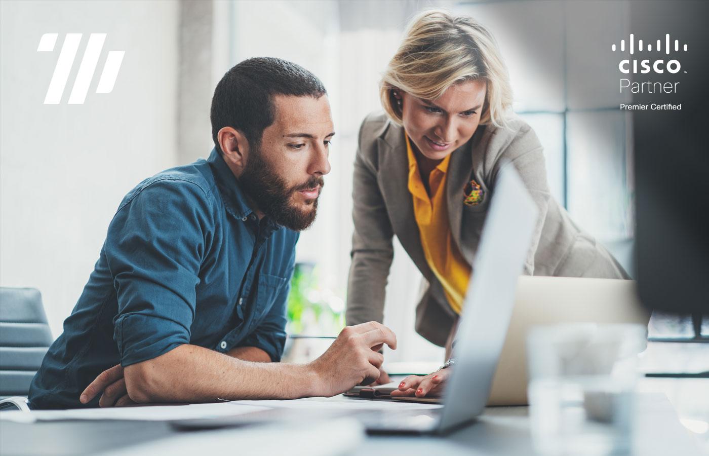 Permite que tu equipo viva en las nubes con Cisco Webex Calling y Webex Meetings